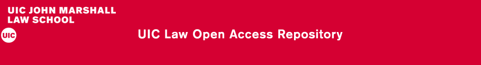 UIC Law Open Access Repository